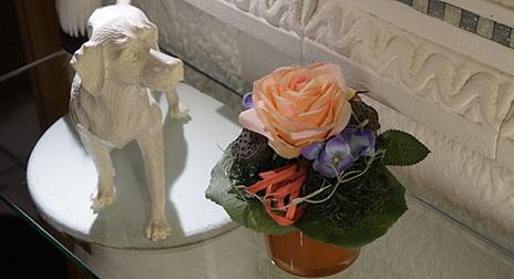 Stilvoll Wohnen mit Floristik von Wilp
