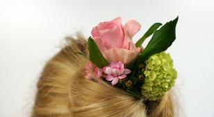 Haarschmuck für die Hochzeit